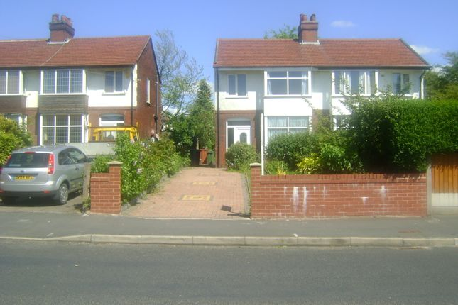 Thumbnail Semi-detached house to rent in Bromwich Street, Bolton