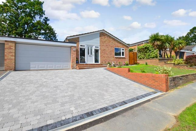 Thumbnail Detached bungalow for sale in Medway, Crowborough, East Sussex