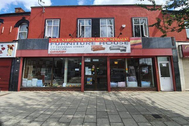 Thumbnail Retail premises to let in 43-45 Hainton Avenue, Grimsby