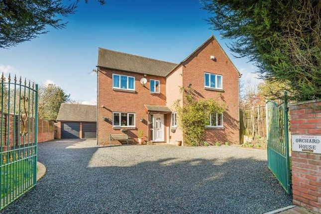 Thumbnail Detached house for sale in Spring Village, Telford