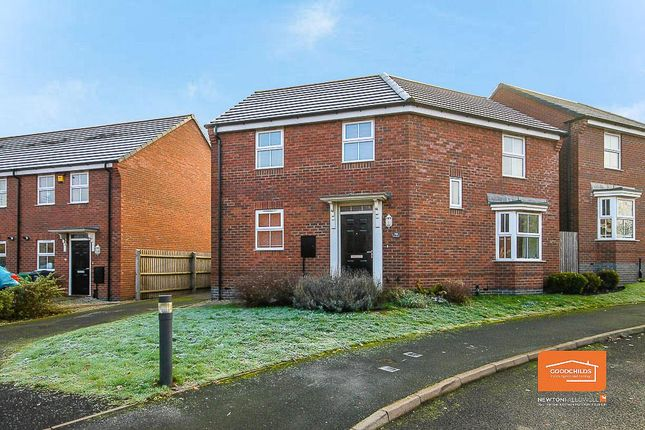 Thumbnail Detached house for sale in Water Reed Grove, Walsall