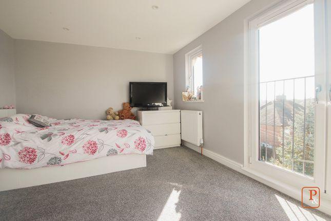 Master Bedroom of St Andrews Avenue, Colchester, Essex CO4