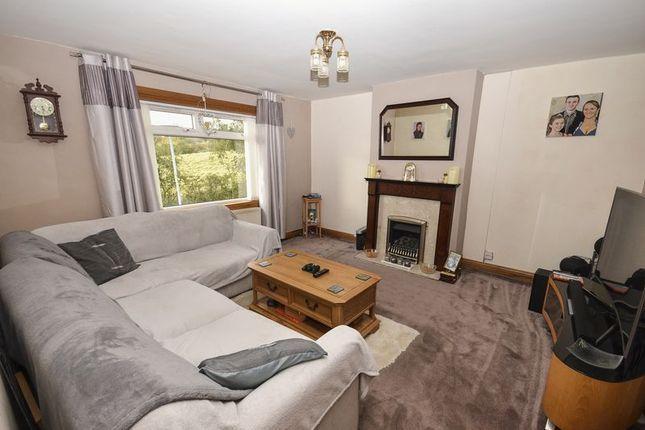 Lounge of Anderson Crescent, Queenzieburn, Kilsyth, Glasgow G65