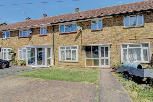3 bed terraced house for sale in Flemming Crescent, Leigh-On-Sea SS9
