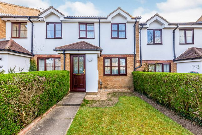 Thumbnail Terraced house for sale in Kristiansand Way, Letchworth Garden City