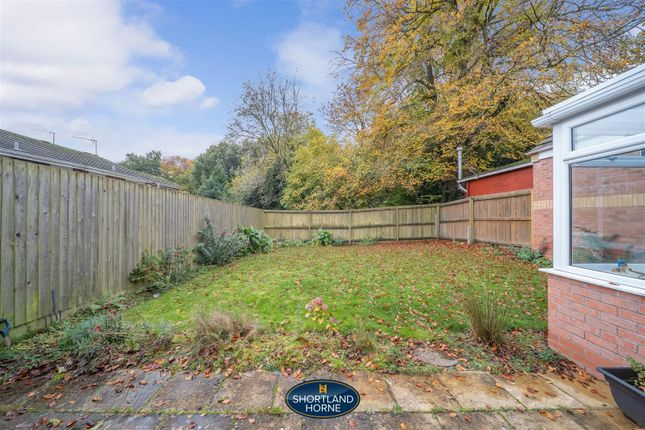 Rear Garden of Hillfray Drive, Whitley, Coventry CV3