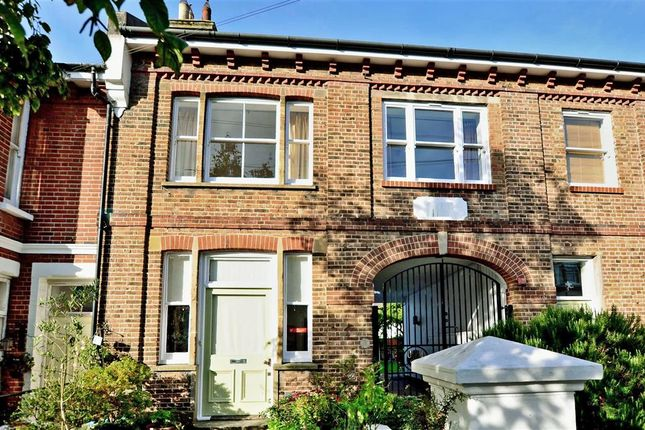 Thumbnail Terraced house for sale in Havelock Road, Brighton, East Sussex