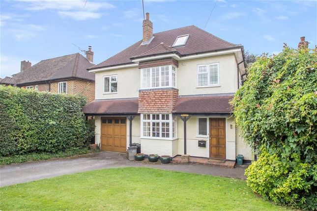 Thumbnail Detached house to rent in Meadowbrook, Old Oxted, Surrey