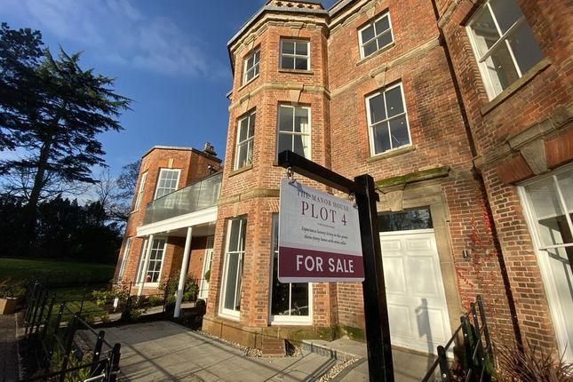 Thumbnail Town house for sale in Alyesbury Court, Alyesbury Road, Lapworth