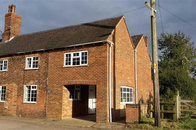 Thumbnail Cottage for sale in Main Road, Upton, Nuneaton