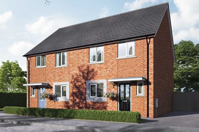 "3 bed semi-detached house for sale in ""The Eveleigh"" at Amesbury Road, Longhedge, Salisbury SP4"