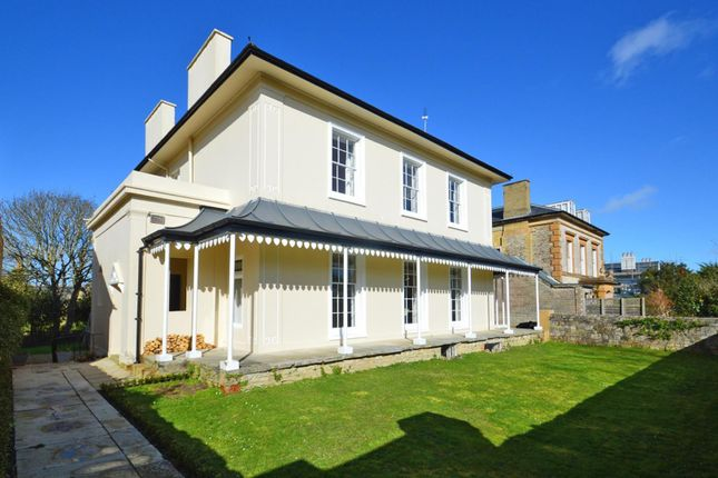 Thumbnail Detached house for sale in Spencer Road, Ryde