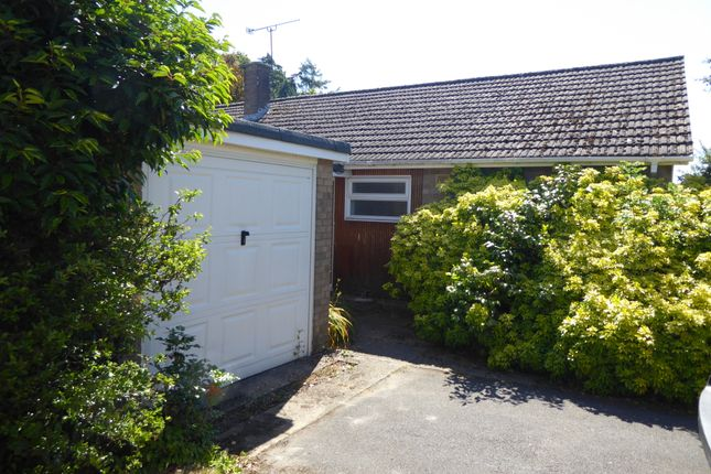 Thumbnail Detached bungalow to rent in Elizabeth Road, Henley On Thames