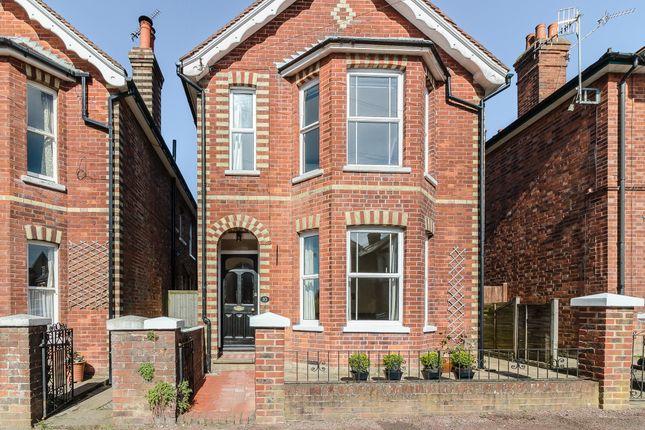 Thumbnail Detached house for sale in Culverden Avenue, Tunbridge Wells