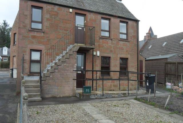 Thumbnail Flat to rent in Glamis Road, Kirremuir, Kirriemuir