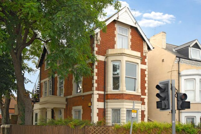 Thumbnail Flat for sale in Radcliffe Road, West Bridgford, Nottingham