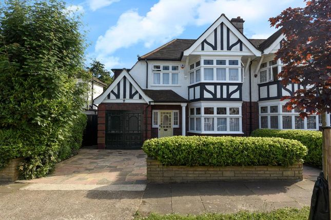 Thumbnail Semi-detached house for sale in Harrow, Middlesex