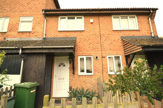 Thumbnail Property to rent in Hodgkin Close, London