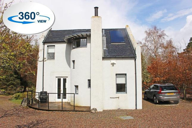 Thumbnail Detached house to rent in South House, Farr, Inverness