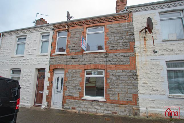 2 bed terraced house for sale in Fairford Street, Barry CF63