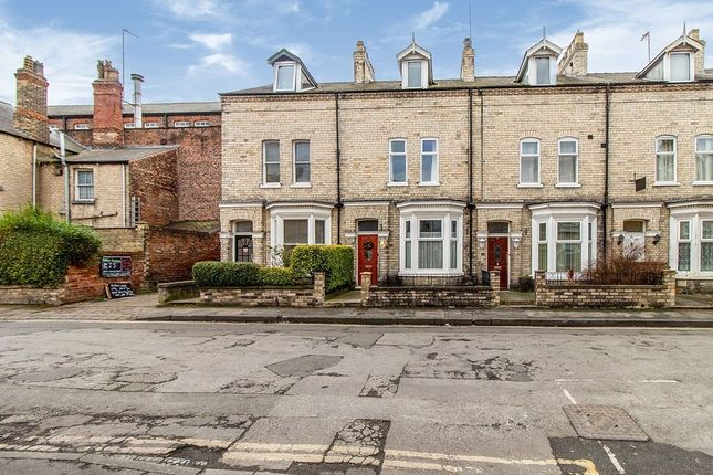 Thumbnail Terraced house to rent in Claremont Terrace, York