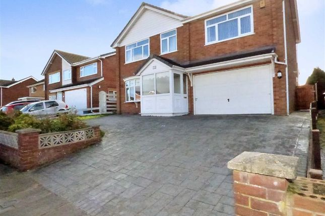 4 bed detached house for sale in Beeston Drive, Winsford, Cheshire