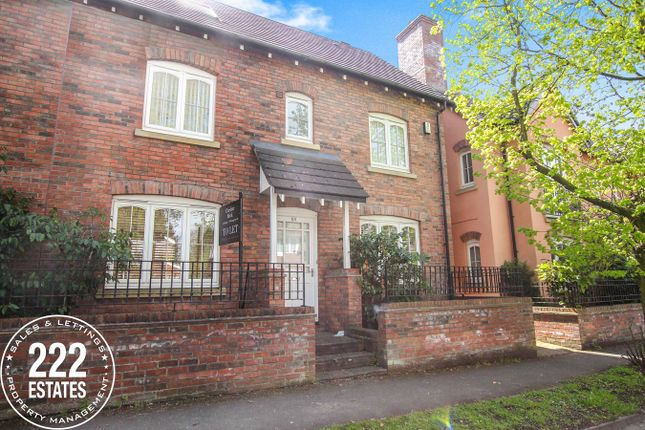 Thumbnail Terraced house for sale in The Shambles, Knutsford