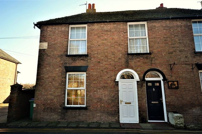 2 bed end terrace house for sale in Church Road, New Romney