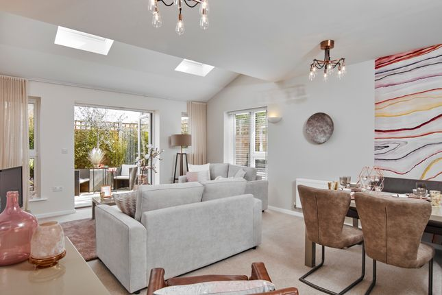 Thumbnail End terrace house for sale in The Lawrence, Plot 66, Off Commonside Road, Harlow