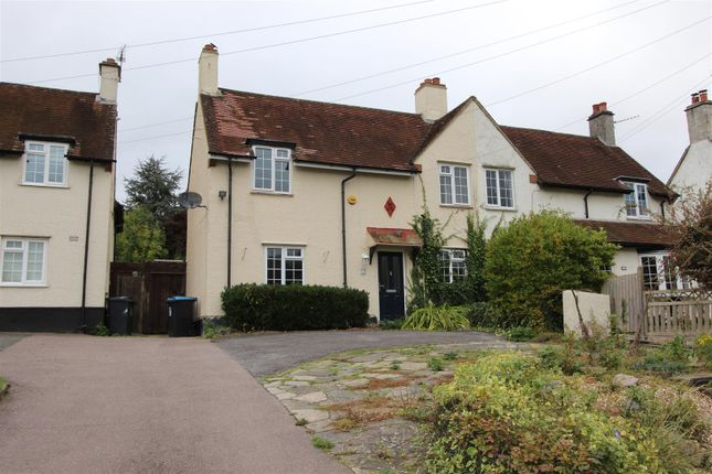 Thumbnail Semi-detached house for sale in Dunny Lane, Chipperfield, Hertfordshire