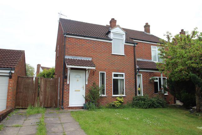 Thumbnail Semi-detached house for sale in Hopkins Heath, Shawbirch, Telford
