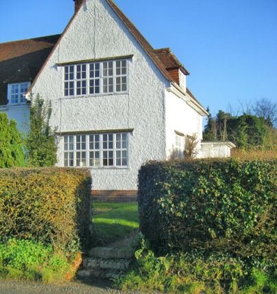Thumbnail Semi-detached house to rent in Bell Lane, Marlesford, Woodbridge