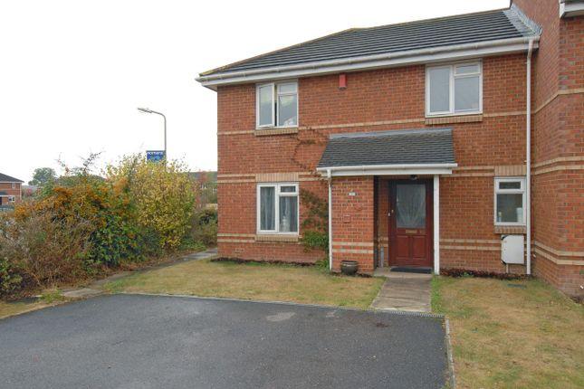 Thumbnail End terrace house to rent in Dunstans Drive, Winnersh, Wokingham