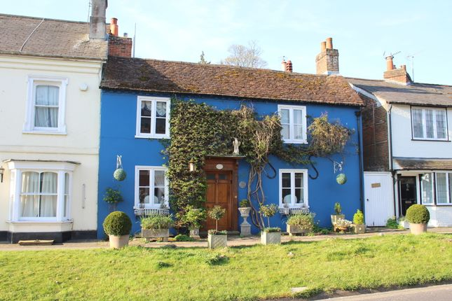 Thumbnail Terraced house for sale in East Street, Alresford