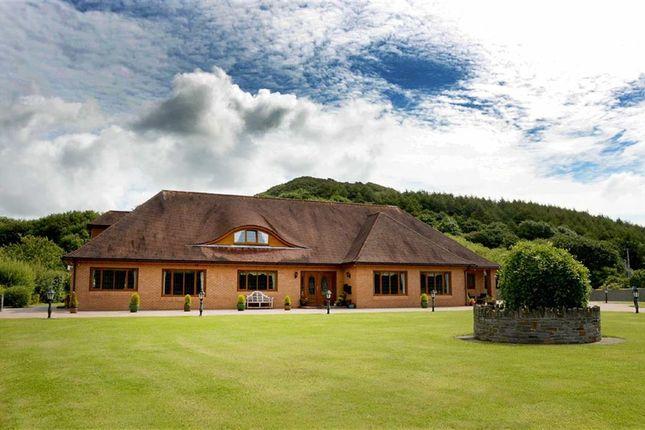 Thumbnail Detached bungalow for sale in Lando Road, Pembrey, Carmarthen