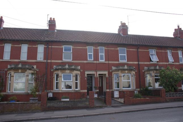 Thumbnail Terraced house to rent in Audley Road, Chippenham