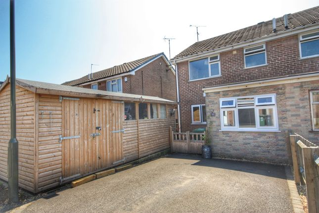Thumbnail Semi-detached house for sale in Flamstead Lane, Denby Village, Ripley