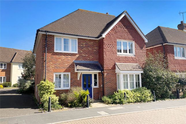 Thumbnail Detached house for sale in Ashmore Avenue, Bramley Green, Angmering, West Sussex