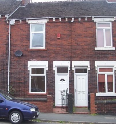 Thumbnail Terraced house for sale in Furlong Road, Tunstall, Stoke-On-Trent