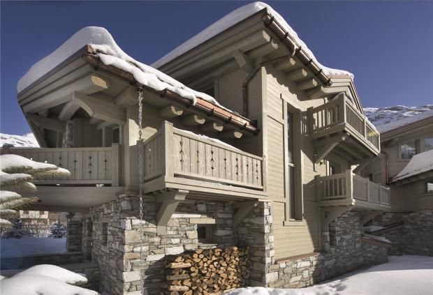 Thumbnail Property for sale in White Pearl, Val D'isere, France