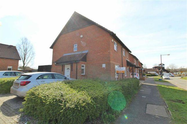Thumbnail Semi-detached house to rent in Lichfield Down, Walnut Tree, Milton Keynes