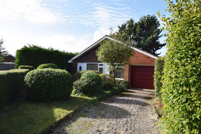 Thumbnail Detached bungalow for sale in Wirral Crescent, Little Neston, Neston