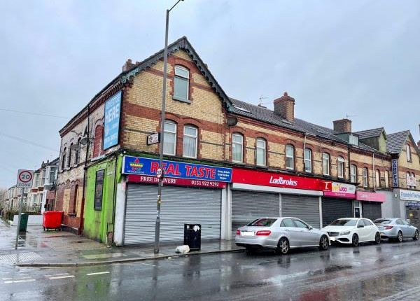 Thumbnail Commercial property for sale in 33-37 Hawthorne Road, Bootle, Merseyside