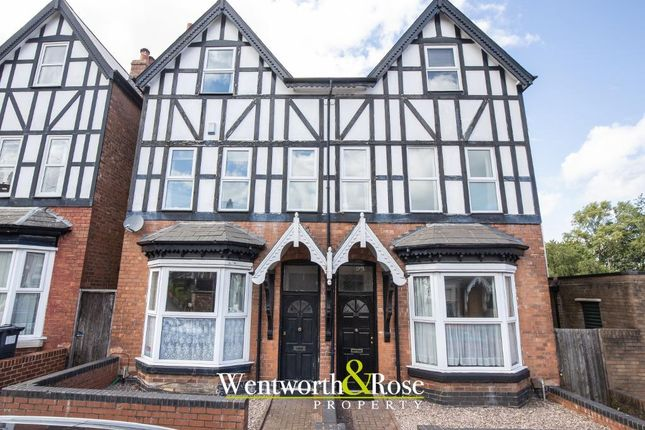 Thumbnail Semi-detached house for sale in Station Road, Harborne, Birmingham