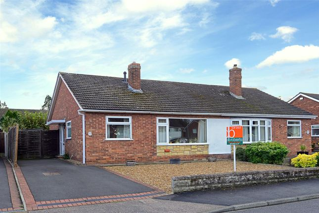 Thumbnail Bungalow for sale in Crowmere Road, Shrewsbury