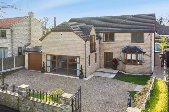 Thumbnail Detached house for sale in Potterton Lane, Barwick In Elmet, Leeds