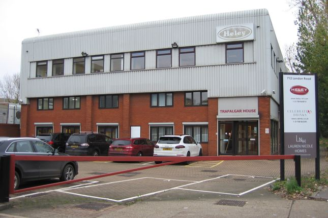 Thumbnail Office to let in London Road, West Thurrock