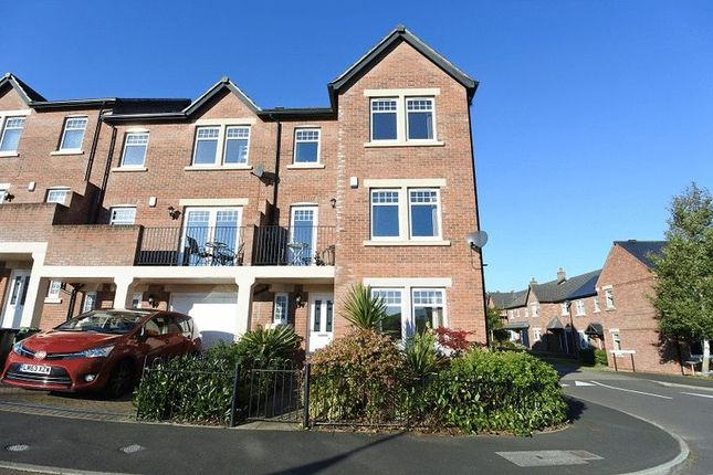 Thumbnail Town house for sale in Turnstone Drive, Carlisle