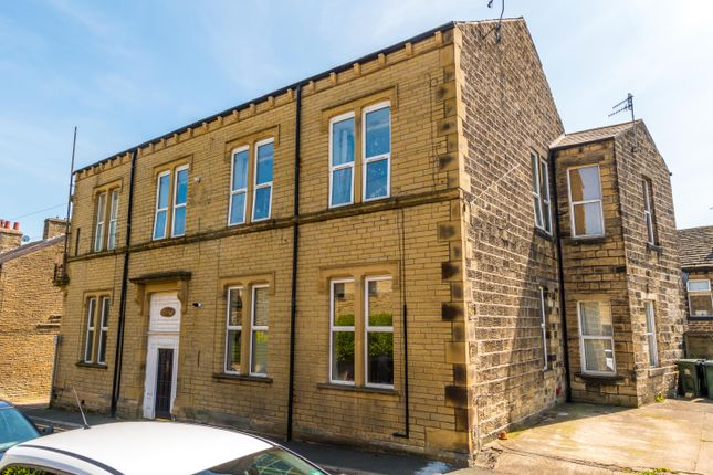Thumbnail Flat for sale in New Road, Silsden, Keighley