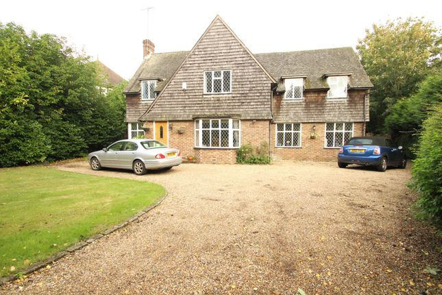 Thumbnail 4 bed detached house for sale in Worlds End Lane, Chelsfield Park